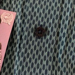 Cinch Shirts - Mens western cinch button shirt NWT Large